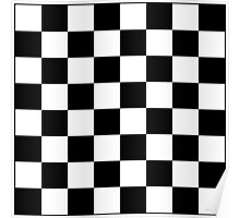Board Chess Poster