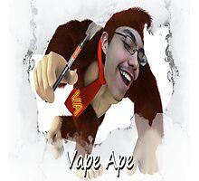 Vape Ape Photographic Print