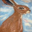 Hare by margaretfraser