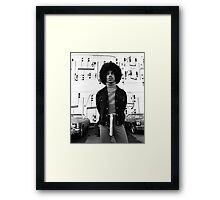 young prince Framed Print
