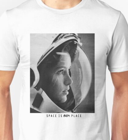 Space Is The Place Unisex T-Shirt
