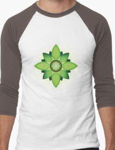 Anahata Men's Baseball ¾ T-Shirt