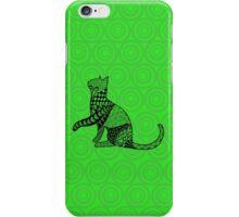 Bela the cat iPhone Case/Skin