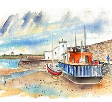 Balbriggan Harbour 01 by Goodaboom