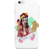 Morocco iPhone Case/Skin