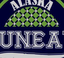 Juneau Alaska Emblem Sticker