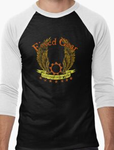 Fixed Gear - Cant Stop Wont Stop! Men's Baseball ¾ T-Shirt