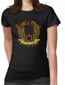 Fixed Gear - Cant Stop Wont Stop! Womens Fitted T-Shirt