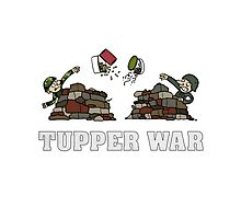 Tupper War by SrGio