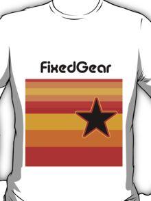 Fixed Gear Retro Star T-Shirt