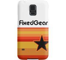 Fixed Gear Retro Star Samsung Galaxy Case/Skin