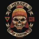 Heroes of Canton Bike Club by Bamboota