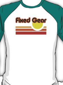 Fixed Gear Sunset T-Shirt