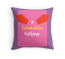 Imagination with Figment Throw Pillow
