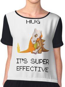 Hug Chiffon Top