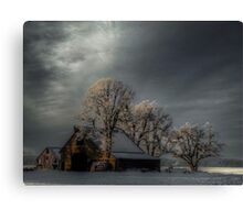 You Never Get To Old Canvas Print