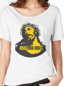 KILL YOUR IDOLS Women's Relaxed Fit T-Shirt