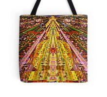 Golden Buddha Tote Bag