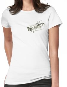 Fixed Gear Sketch Womens Fitted T-Shirt