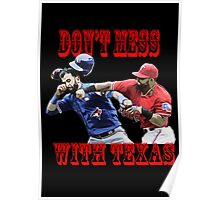 Don't Mess with Texas Poster