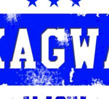 Alaska Skagway  Sticker