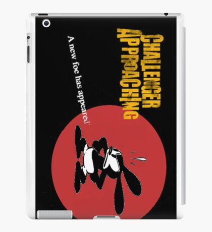 Oswald Approaching iPad Case/Skin