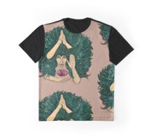 The Moon (Lakshmi) Graphic T-Shirt