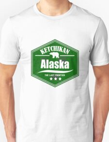 Ketchikan Alaska City Unisex T-Shirt