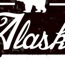 Juneau Alaska Sticker