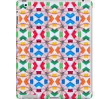 Colored Pencil Tips Duvet iPad Case/Skin
