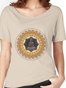 Buddhist Meditation Women's Relaxed Fit T-Shirt