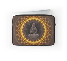 Buddhist Meditation Laptop Sleeve