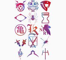 Anime Logos 2 Unisex T-Shirt