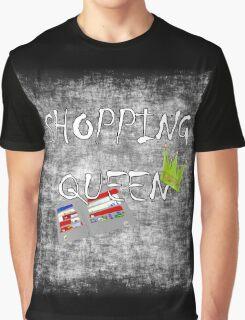 Shopping Queen Graphic T-Shirt