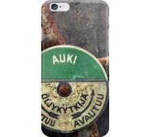25.6.2016: Old Switch iPhone Case/Skin