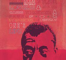 James Baldwin Quote Poster by Elainiel  Baldwin