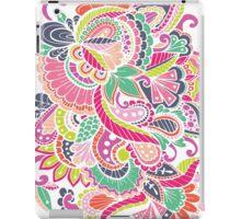 Zen Zen Floral iPad Case/Skin