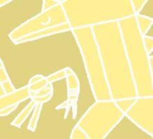 TMNT Riven Style Sticker