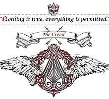 Creed by Samantha Lusher