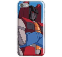 Starscream the Sky Commander iPhone Case/Skin