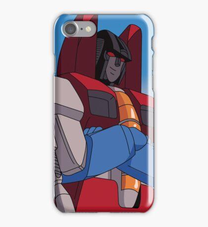 Starscream the Sky Commander iPhone Case/Skin