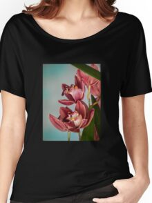 My Orchids 2 Women's Relaxed Fit T-Shirt