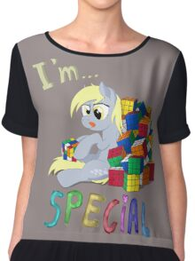 I'm... Derpy Hooves Chiffon Top