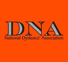 DNA National Dyslexics' Association Kids Tee
