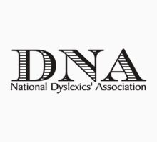 DNA National Dyslexics' Association Baby Tee