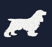 Cocker Spaniel Kids Tee