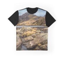 Tryfan Mountain Graphic T-Shirt