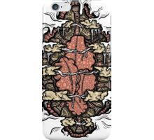 Inside of an Artificial Being iPhone Case/Skin