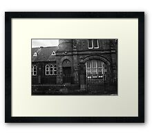 Cromarty Primary Framed Print
