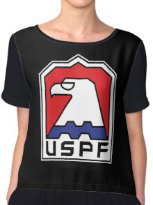 USPF New York Chiffon Top